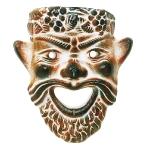 Κεραμικές μάσκες μεγάλες - MS205