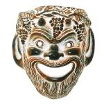 Κεραμικές μάσκες μεγάλες - MS206