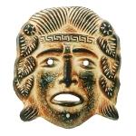 Κεραμικές μάσκες μεγάλες - MS209