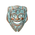 Κεραμικές μάσκες μεσαίες - MS103