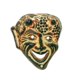 Κεραμικές μάσκες μεσαίες - MS105