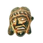 Κεραμικές μάσκες μεσαίες - MS106