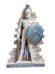 Κεραμικά αγάλματα Νο 3 - AG303